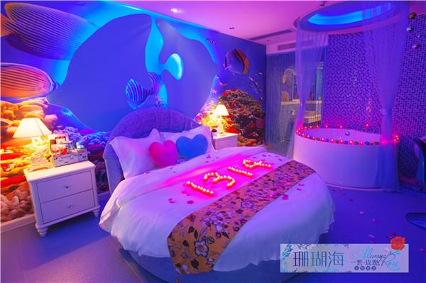 主题酒店的浴室设计风格